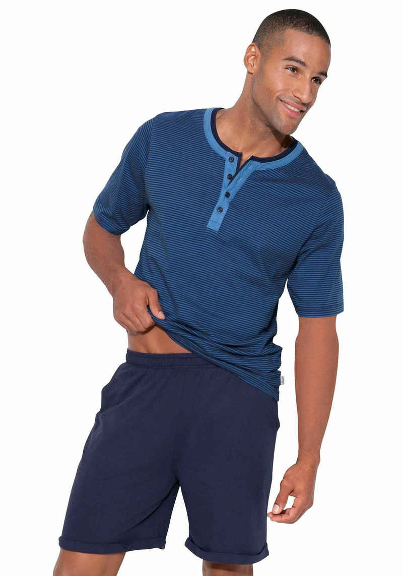 Arizona Pyjama in kurzer Form