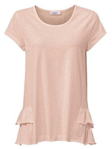 Linea Tesini By Heine Crew-neck Shirt