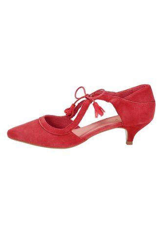 Туфли со шнуровкой с individueller зав...