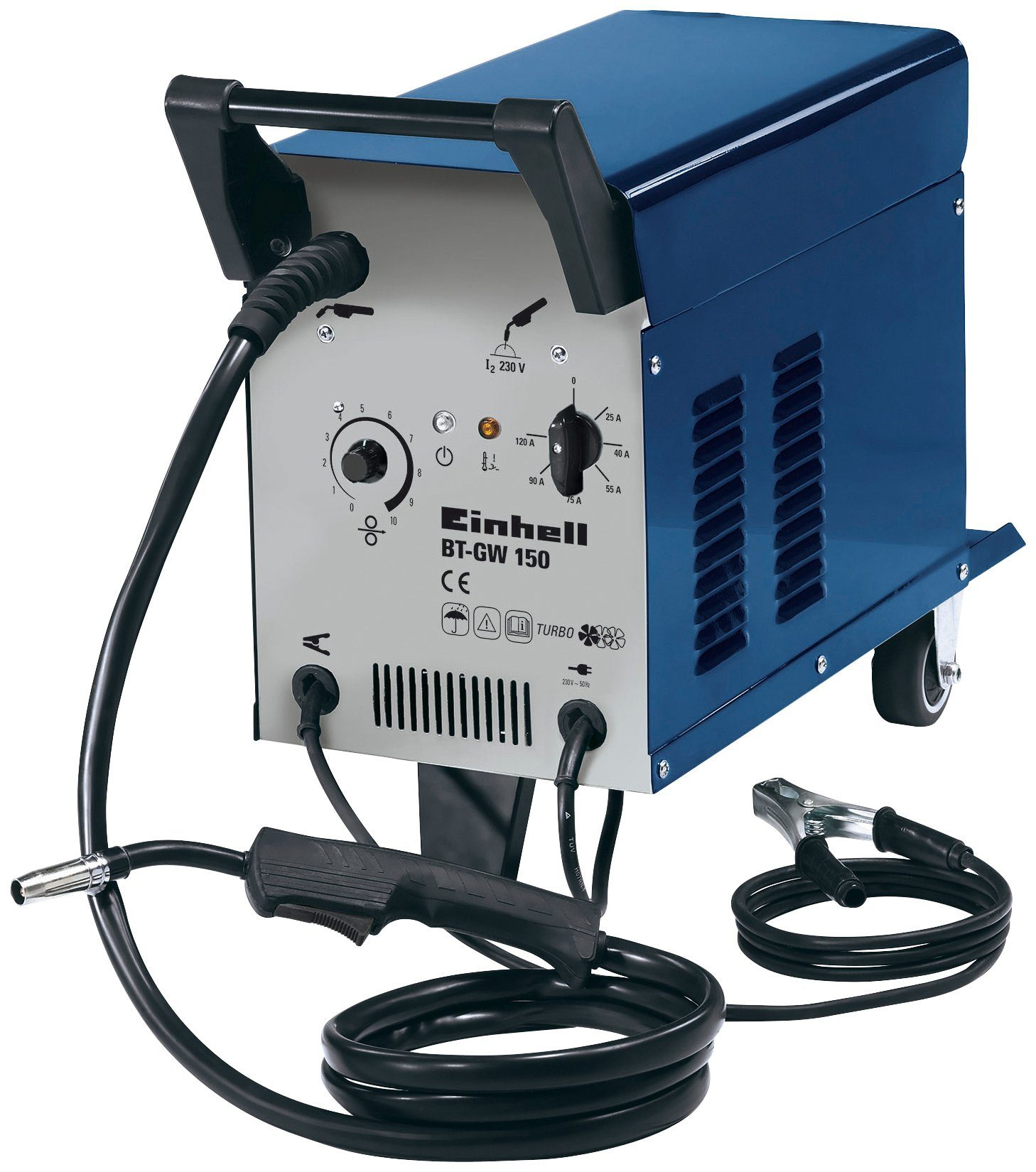 Einhell Schutzgasschweißgerät »Schutzgas Schweiß BT-GW 150«