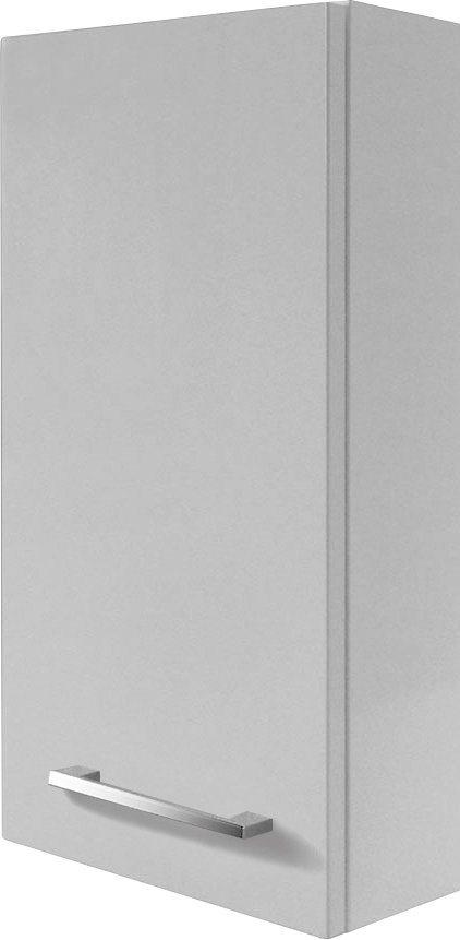 FACKELMANN Hängeschrank »Rondo«, Breite 35 cm in weiß