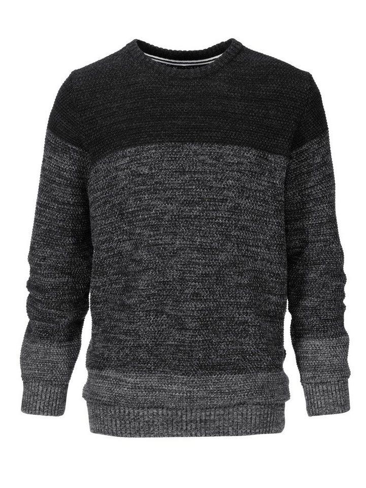 Babista Pullover in schwarz-grau