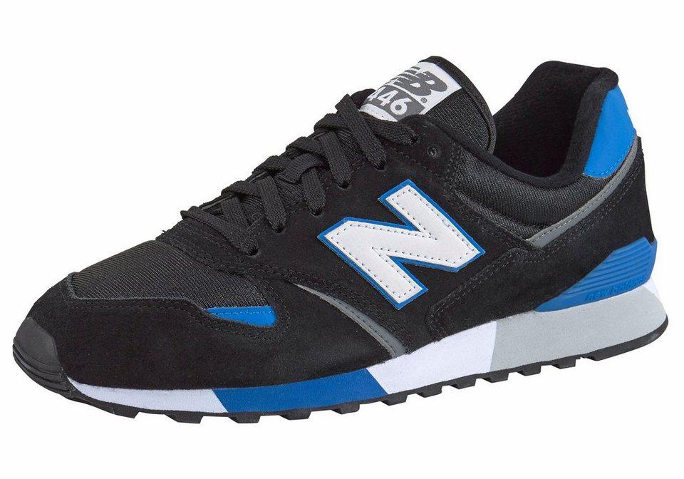 New Balance »U446KB« Sneaker in schwarz-blau