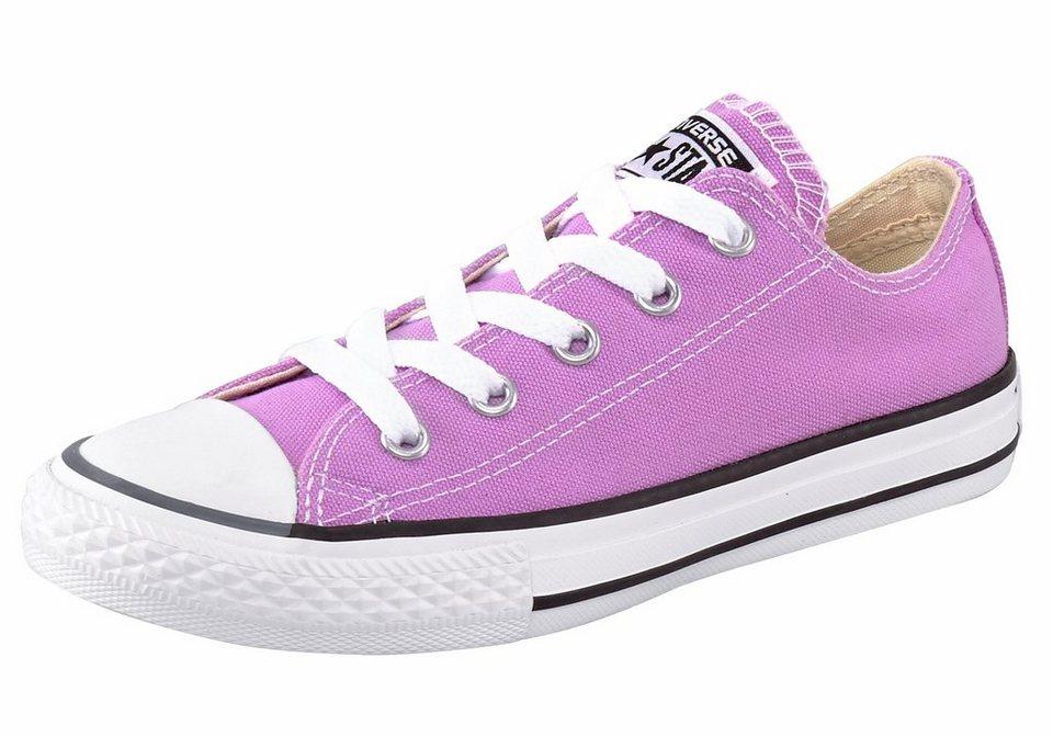 Converse »Chuck Taylor All Star Core Ox« Sneaker in fuchsia