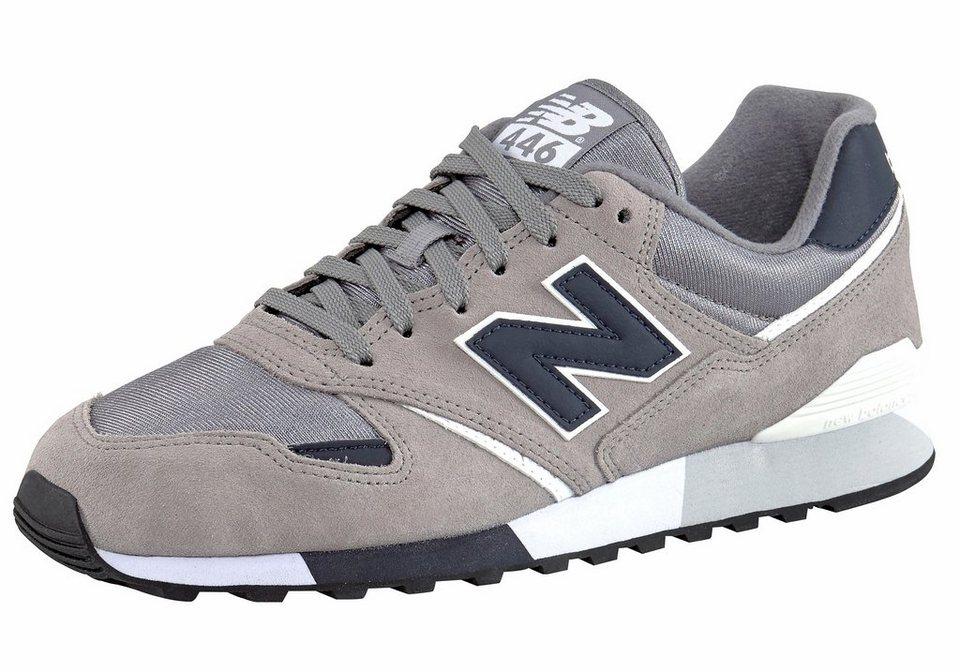 New Balance »U446KB« Sneaker in grau-navy