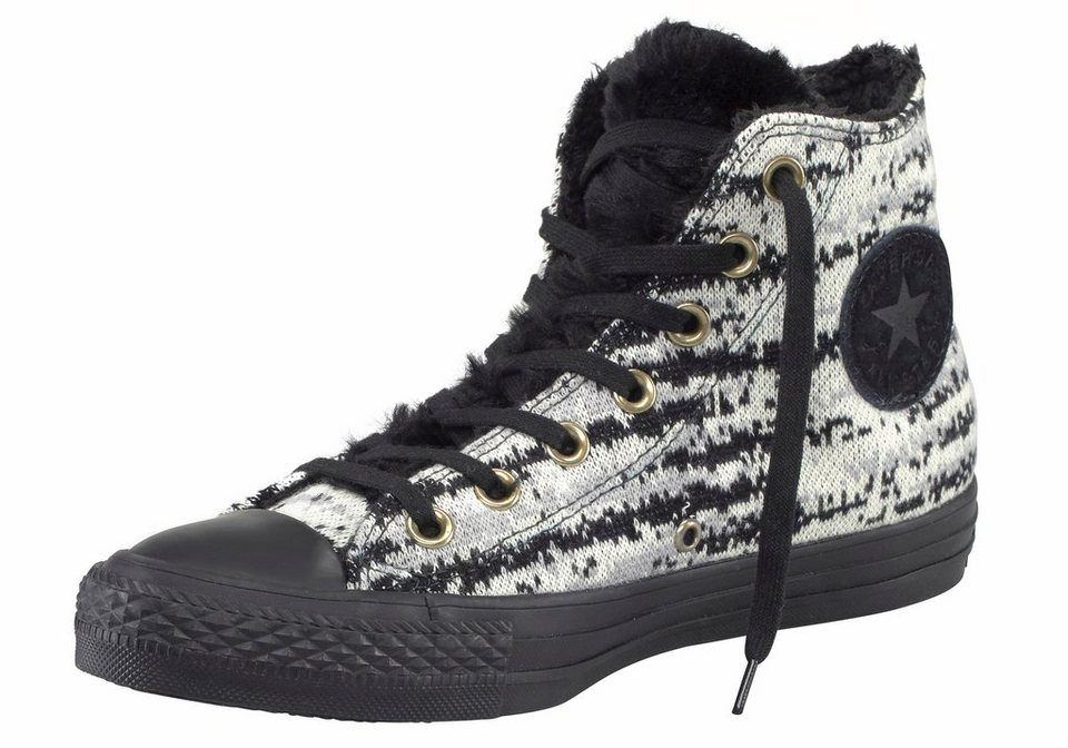 Converse »Chuck Taylor All Star Holiday Party« Sneaker in schwarz-weiß