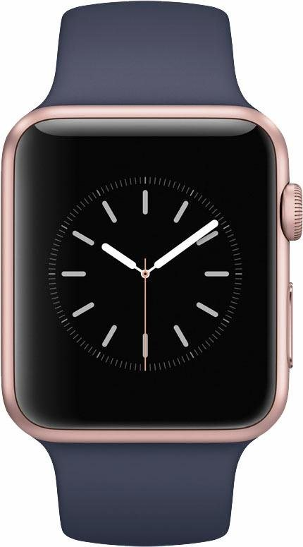 apple watch s1 aluminiumgeh use 42mm mit sportarmband. Black Bedroom Furniture Sets. Home Design Ideas