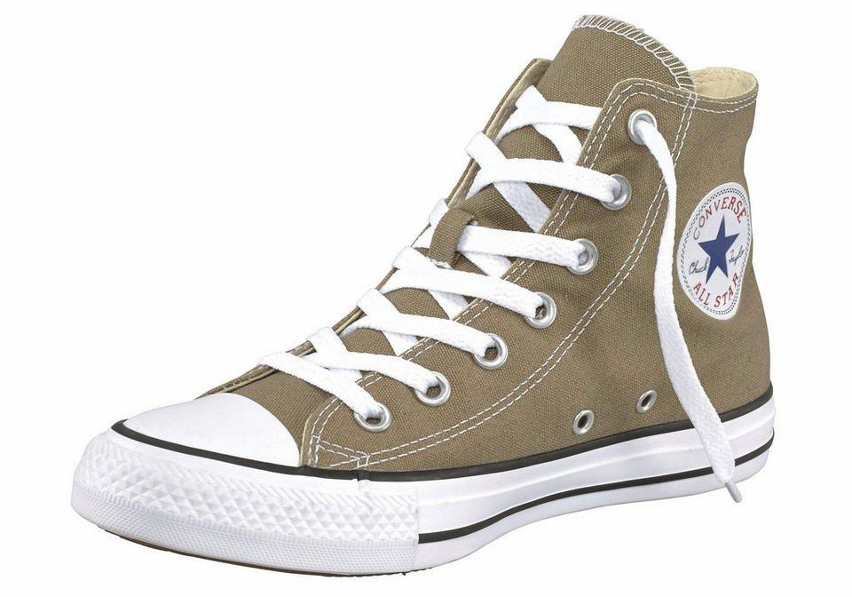 Converse »Chuck Taylor All Star« Sneaker in olivgrün