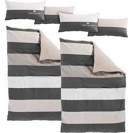 tom tailor heimtextilien online kaufen otto. Black Bedroom Furniture Sets. Home Design Ideas