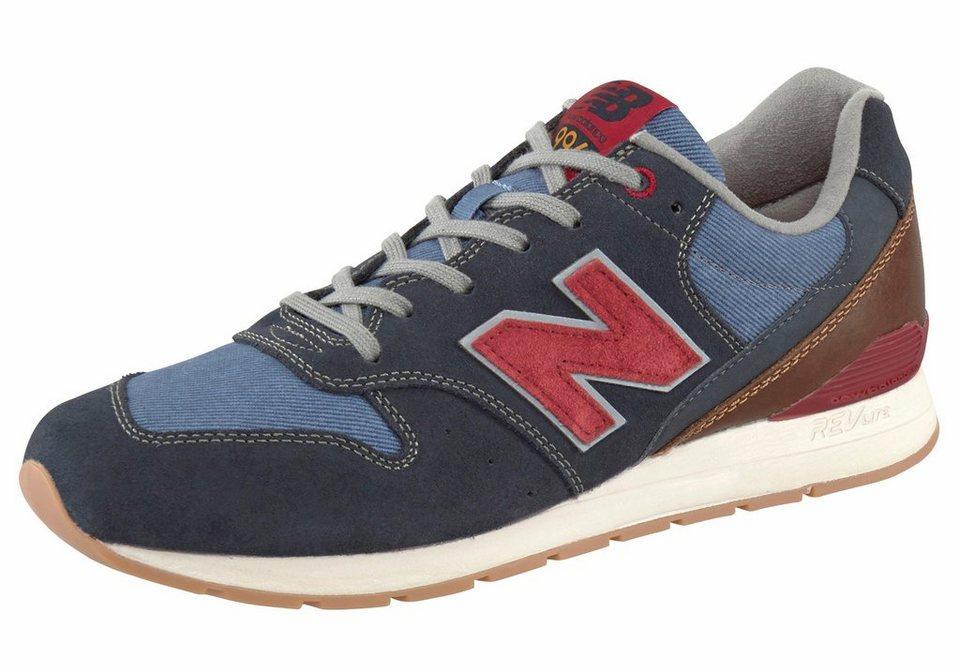 New Balance »MRL996« Sneaker in dunkelblau-rot