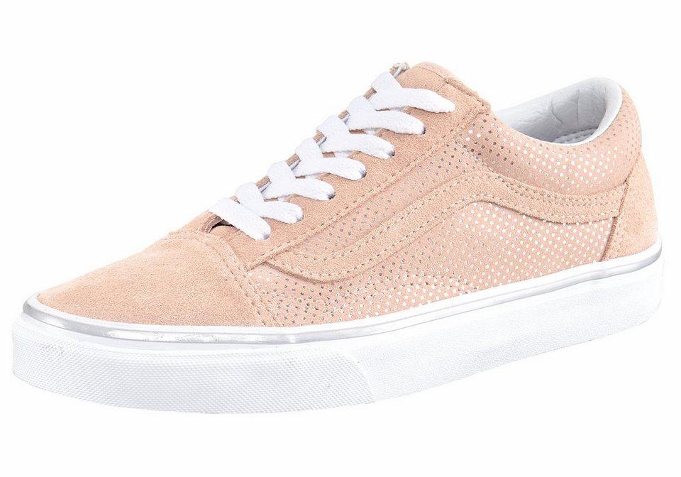 Vans »Old Skool« Sneaker in rosé