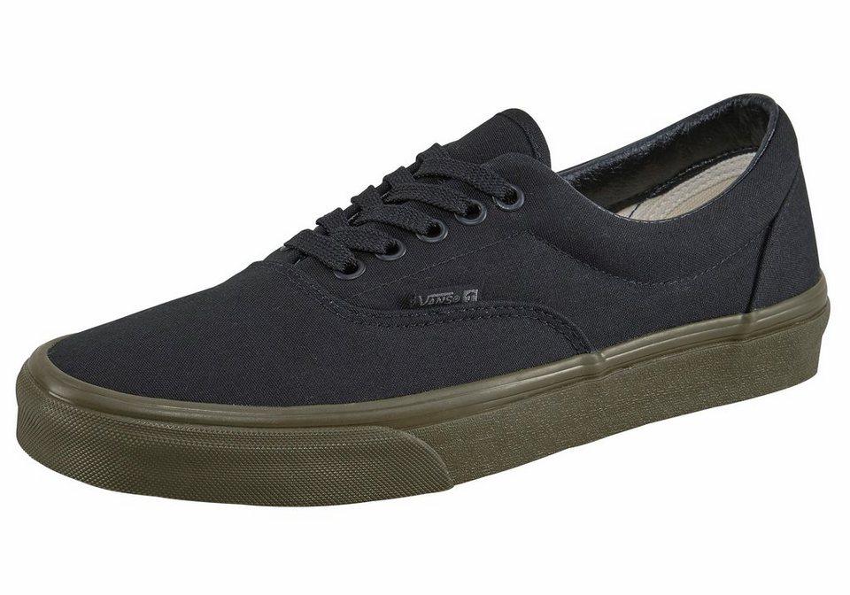 Vans »Era« Sneaker in schwarz