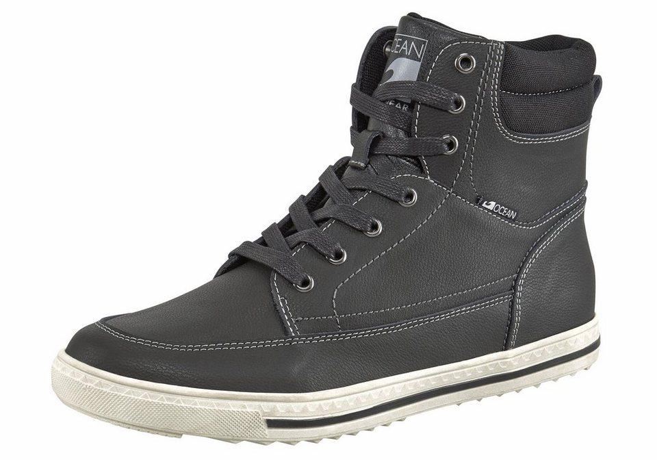 Ocean Sportswear »Flow« Stiefel in schwarz