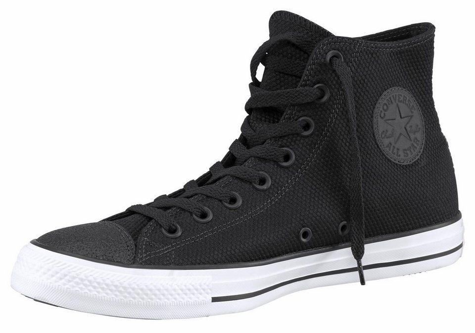 Converse »Chuck Taylor All Star Tech Deboss« Sneaker in schwarz-weiß