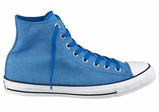 Converse Chuck Taylor All Star Chambray Hi Sneaker