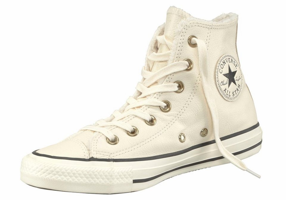 Converse »Chuck Taylor All Star Boot PC« Sneaker in creme