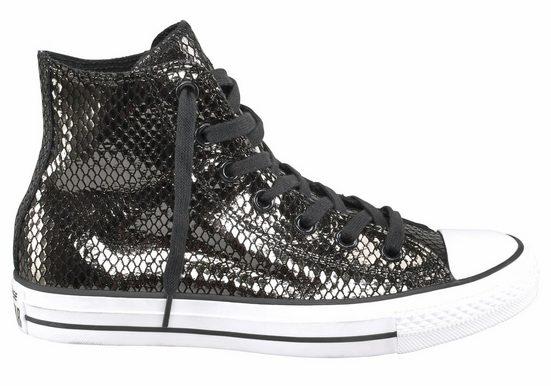 Converse Chuck Taylor All Star Metallic Snake Sneaker
