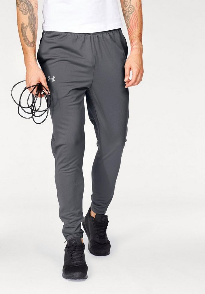 Under Armour® Sporthose »CHALLENGER TECH PANT« in grau