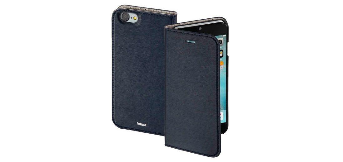 Hama Booklet Slim für Apple iPhone 7, Navy