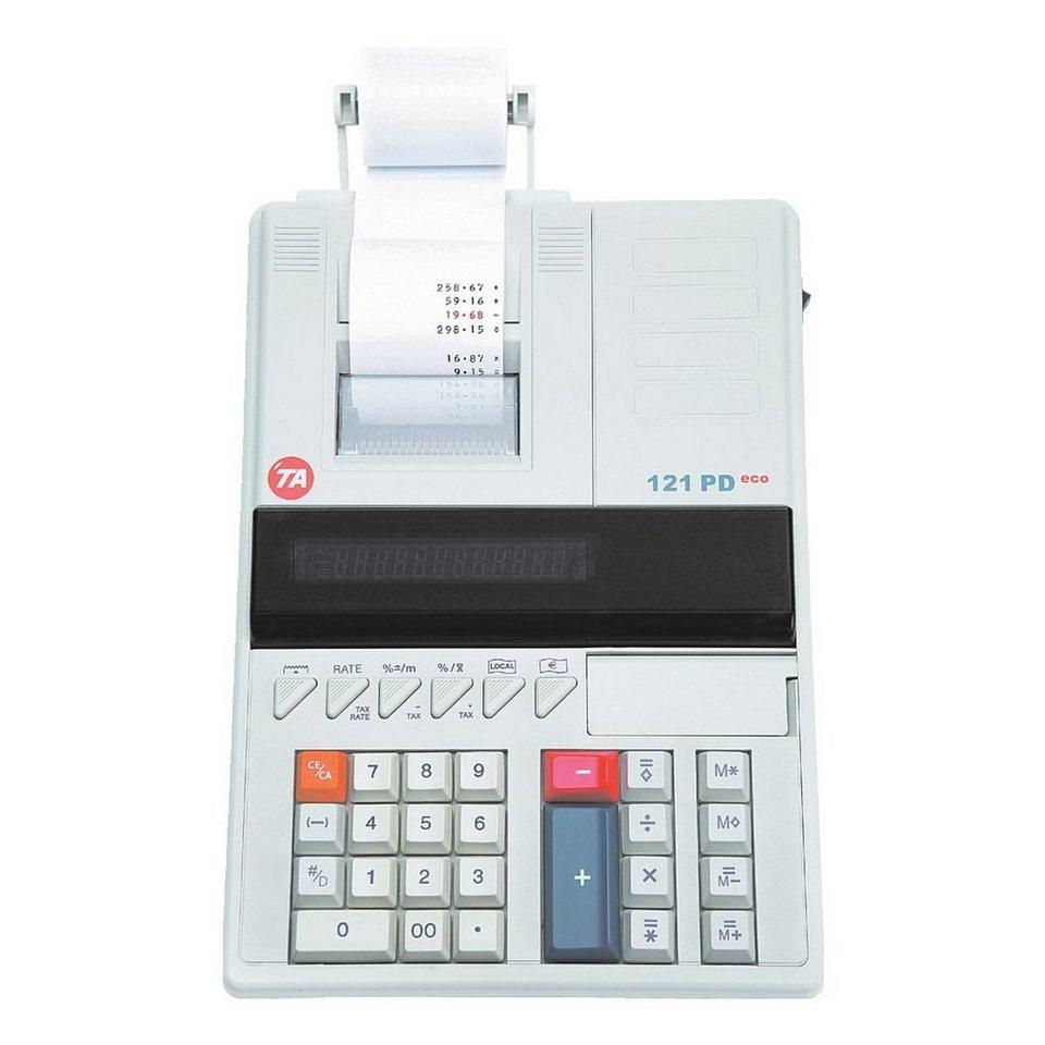 Triumph Adler Druckender Tischrechner »TA 1121 PD Eco«