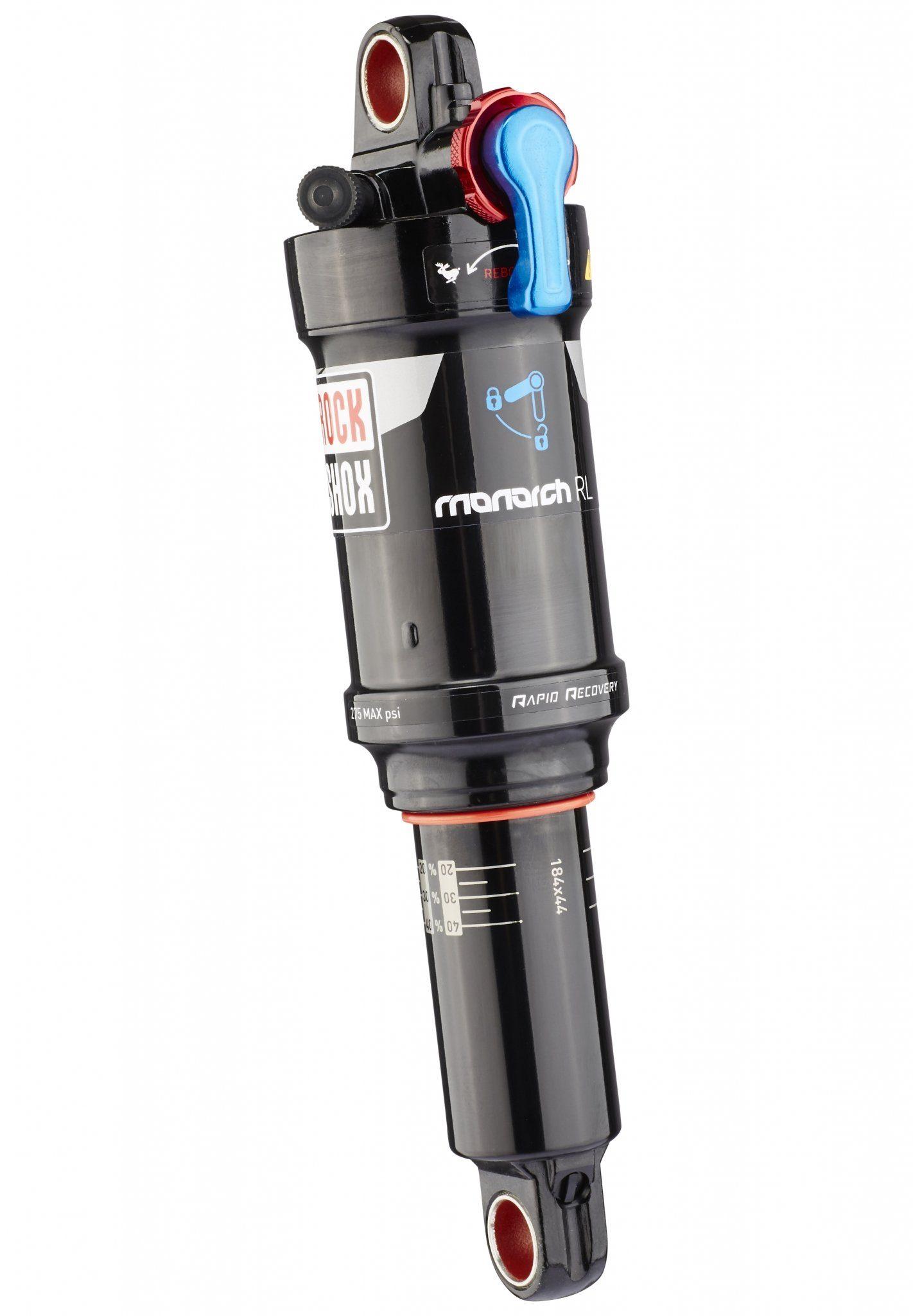 RockShox Fahrrad Dämpfer »Monarch RL 184 x 44mm 430 LF Tune mid/mid«