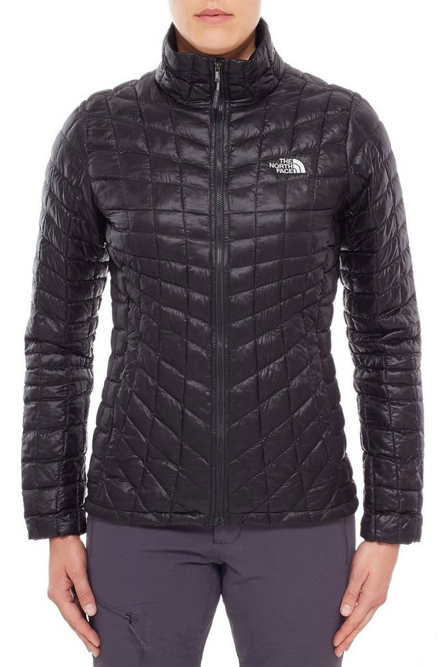 The North Face Outdoorjacke »ThermoBall Jacket Women« in schwarz