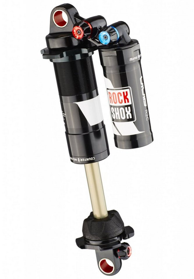 RockShox Fahrrad Dämpfer »Vivid R2C 222 x 70mm Tune mid/mid«