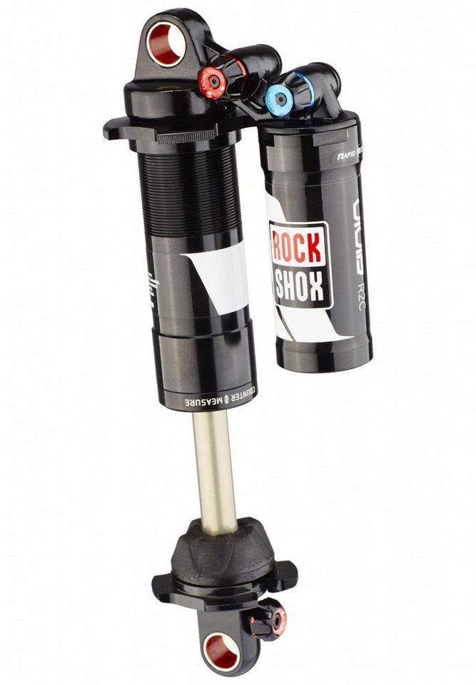 RockShox Fahrrad Dämpfer »Vivid R2C 216 x 63,5mm Tune mid/mid«