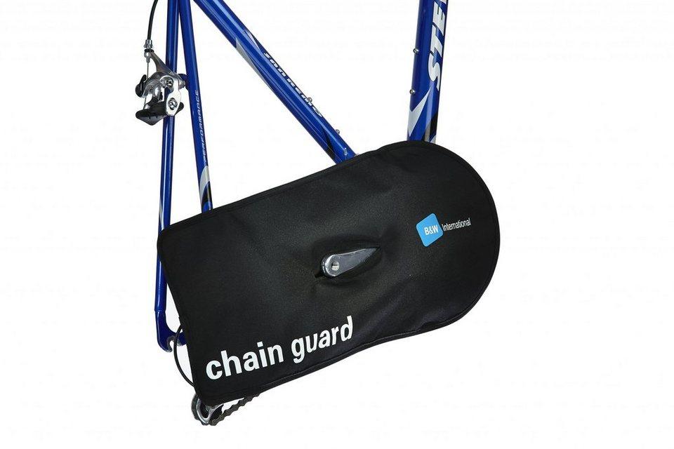 B&W Fahrrad Transportzubehör »Chain Guard Ketten- und Schaltwerkschutz«