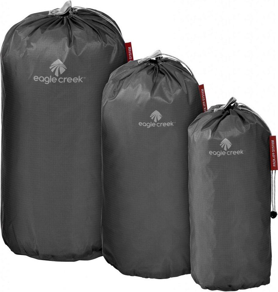 Eagle Creek Pack-It Sport- und Freizeittasche »Specter Stuffer Set S/M/L« in schwarz