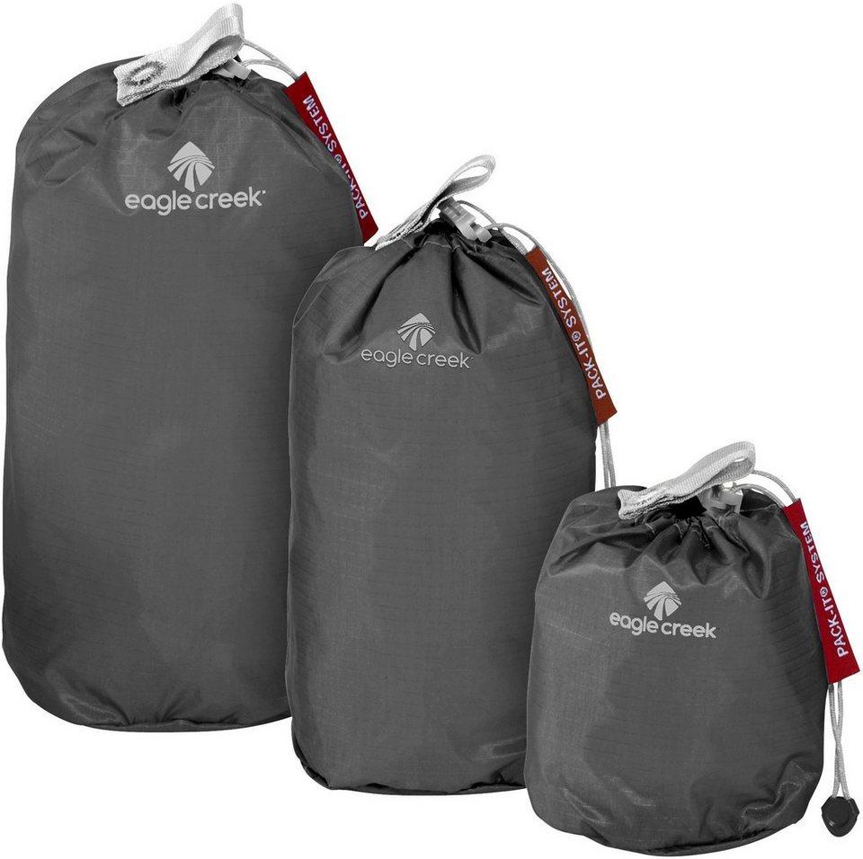 Eagle Creek Pack-It Sport- und Freizeittasche »Specter Stuffer Set Mini« in schwarz