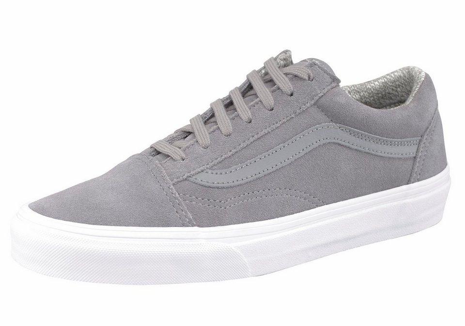 Vans »Old Skool« Sneaker in grau