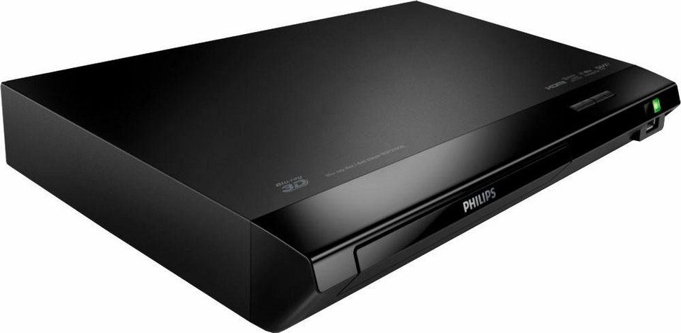 philips bdp2590 blu ray player 3d f hig 1080p full hd. Black Bedroom Furniture Sets. Home Design Ideas