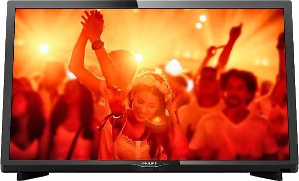 Philips 22PFS4031, LED Fernseher, 55 cm (22 Zoll), 1080p (Full HD) in schwarz