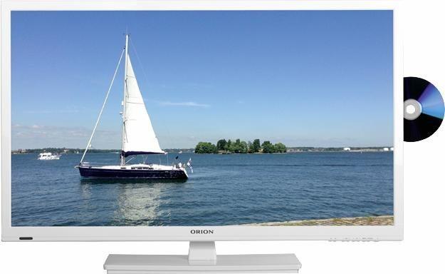 Orion CLB28W680D, LED Fernseher, 70 cm (28 Zoll), WUXA 1366 x 768 in weiß
