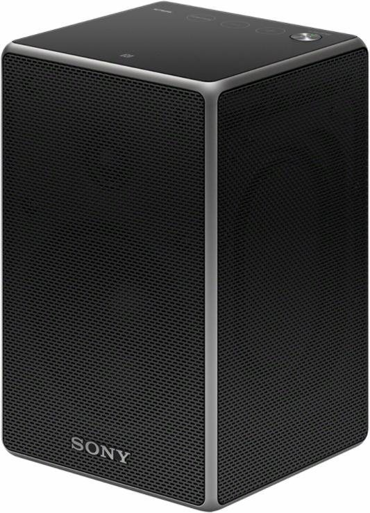 Sony SRS-ZR5B Bluetooth-Lautsprecher, Spotify, NFC, Multiroom, USB in schwarz