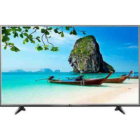 LG 60UH615V, LED Fernseher, 151 cm (60 Zoll), 2160p (4K Ultra HD), Smart-TV
