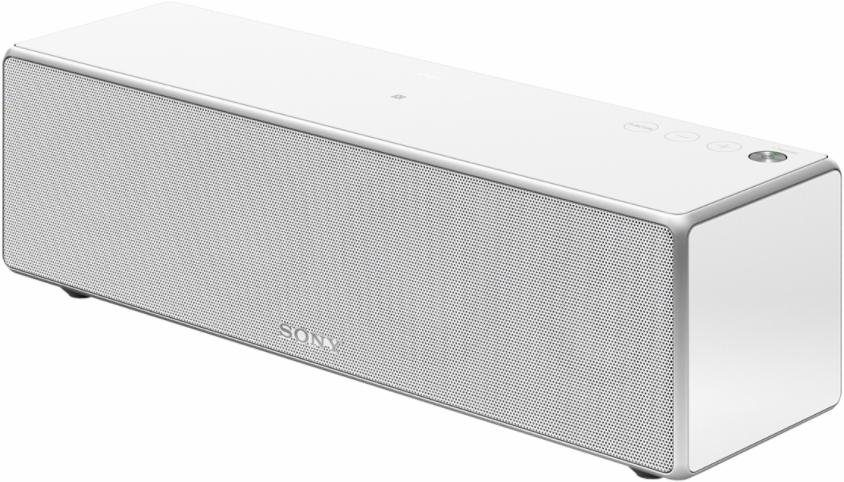 Sony SRS-ZR7W Bluetooth-Lautsprecher, Spotify, NFC, Multiroom, USB