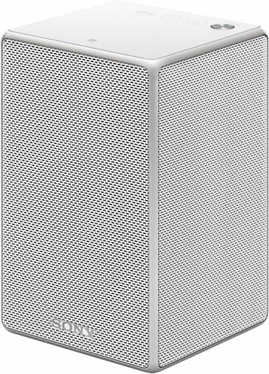 Sony SRS-ZR5W Bluetooth-Lautsprecher, Spotify, NFC, Multiroom, USB in weiß