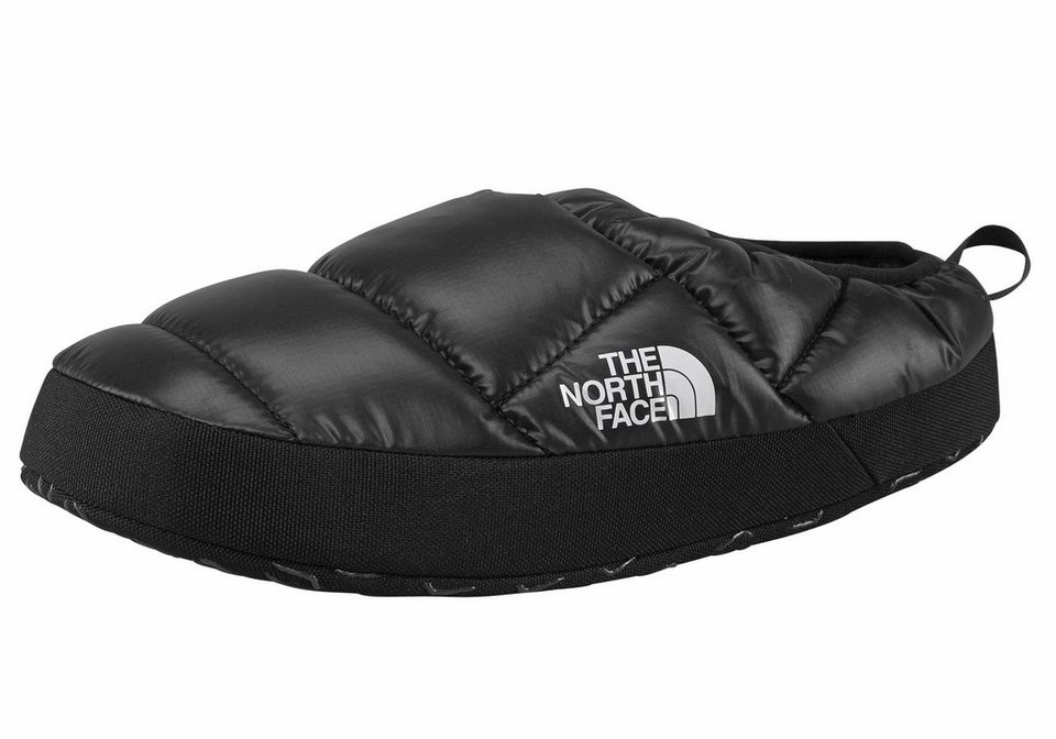 The North Face »Men's NSE TENT MULE III« Hausschuh in schwarz