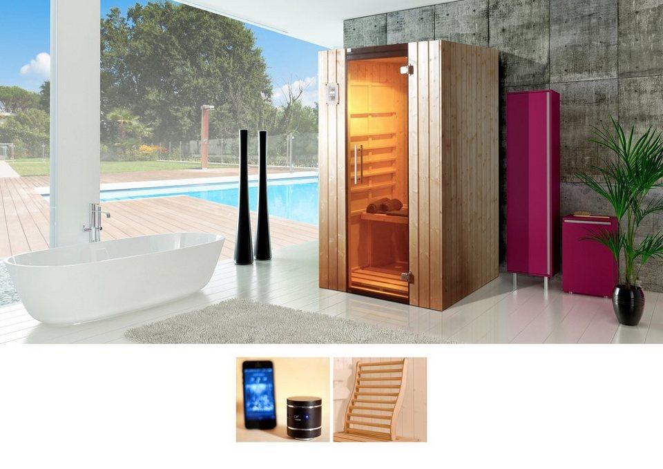 weka infrarotkabine farsund 1 108 99 190 cm 63 mm geeignet f r 1 person online kaufen otto. Black Bedroom Furniture Sets. Home Design Ideas
