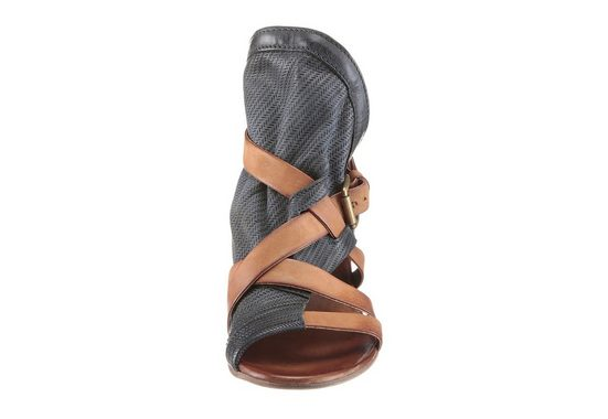 Arizona Schaftsandalette, im Used-Look