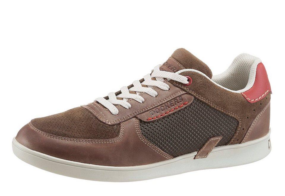Dockers Sneaker in braun