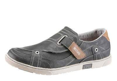 Kathlow Angebote Mustang Shoes Slipper, mit Ziernähten