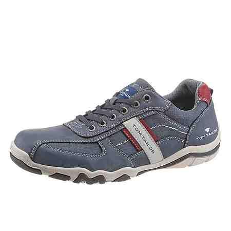 Tom Tailor Sneaker, im Used Look