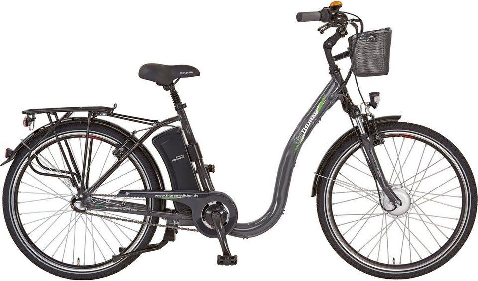 Didi Thurau Edition E-Bike, 26 Zoll, 3 Gang, »Alu-City Comfort ...
