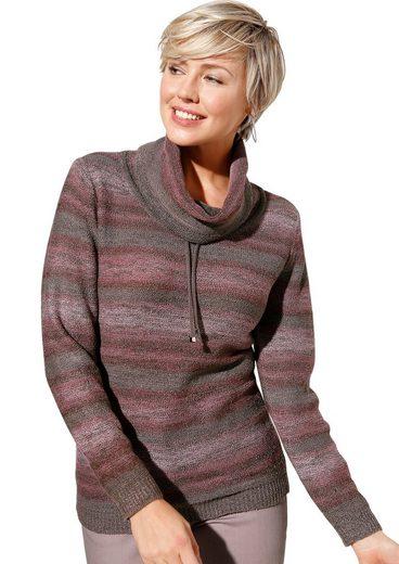 Classic Inspirationen Pullover aus effektvollem Garn