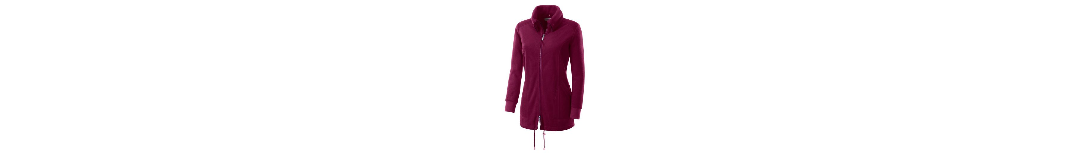 Collection L. Fleece-Jacke mit Antipilling-Ausrüstung Größte Lieferant Für Verkauf SdL4JMyzeA