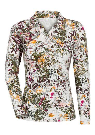 Classic Basics Shirt im Blümchenmuster