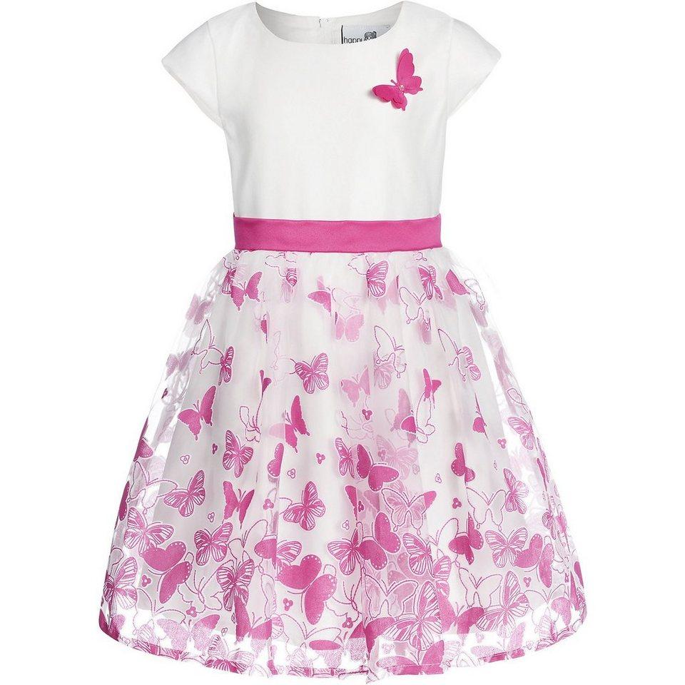 happy girls Kinder Kleid, Schmetterling kaufen  OTTO